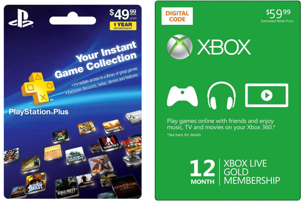 PlayStation-Plus-and-Xbox-Live