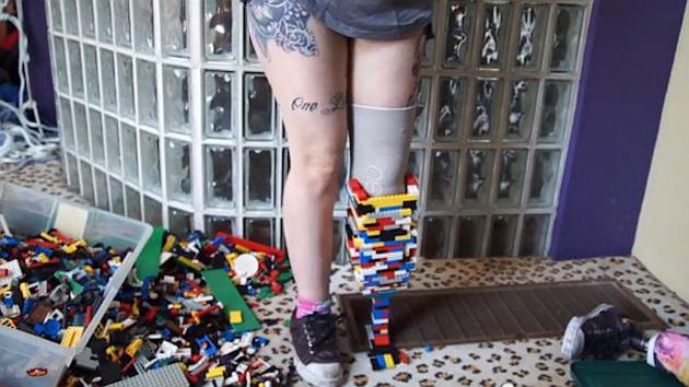 Prostethic Leg