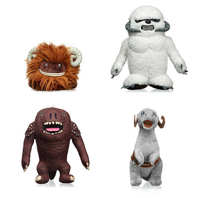 Star Wars Creature Plush