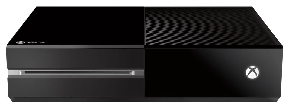 XBox-One Front view