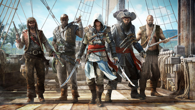 Best Holiday Games: Assassin's Creed 4: Black Flag