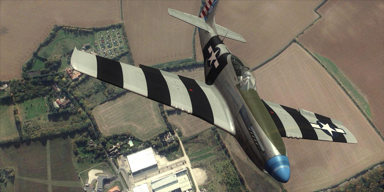 Flight Simulator X (2006): Civil War
