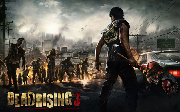 Best Holiday Games Dead Rising 3