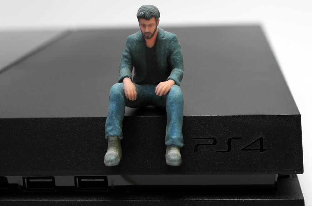 Sad Keanu PS4 Rating