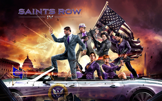 Best Holiday Games Saints Row IV
