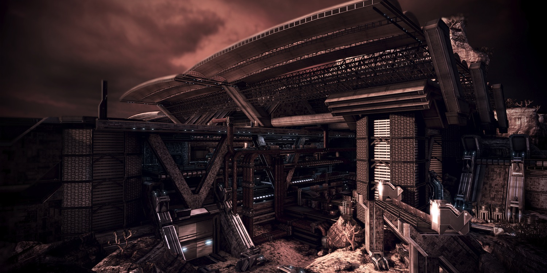 Mass Effect 3 (2012): Superstructure