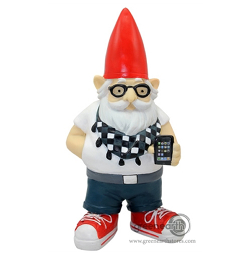 Hipster Gnome