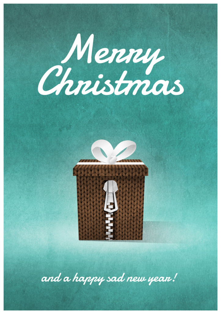 Video Game Christmas Cards 10