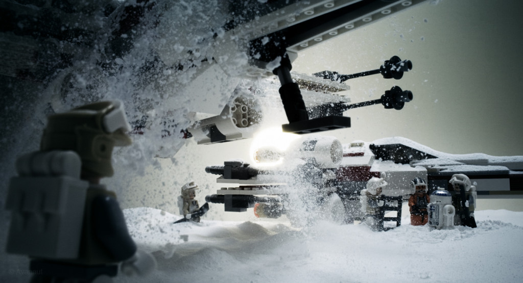 A day on Hoth