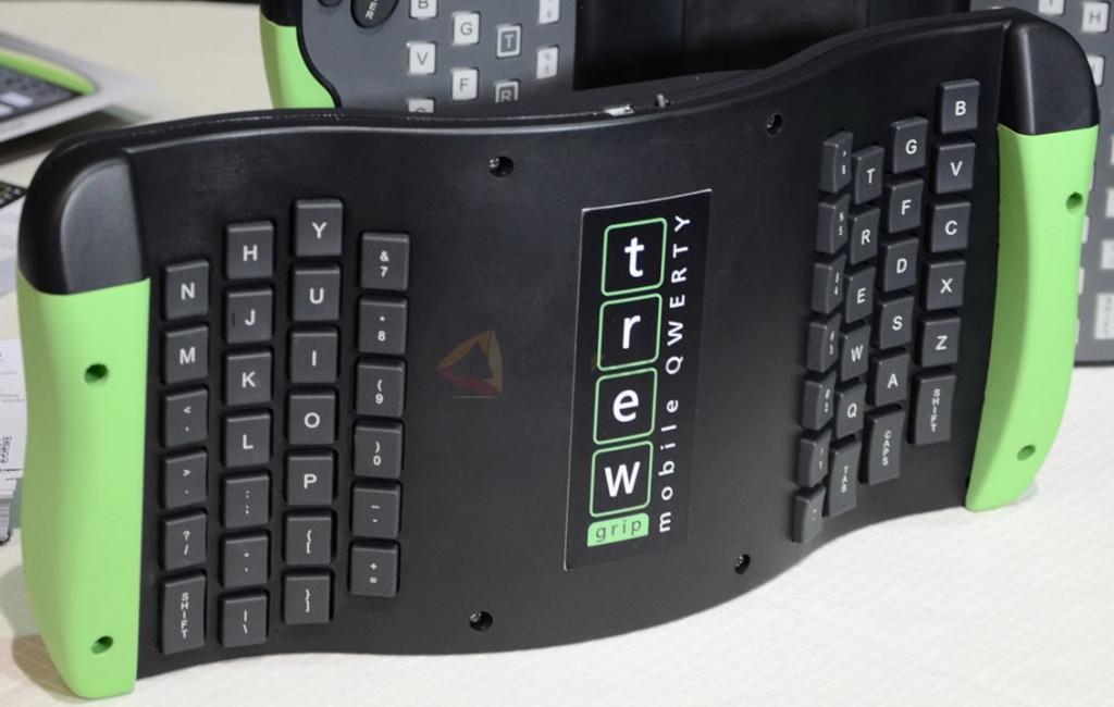 CES 2014 TREWGrip