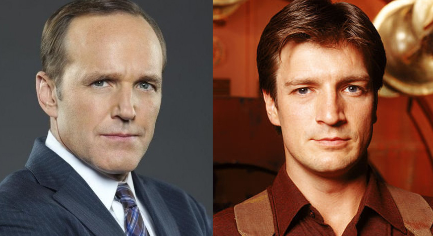 Agent Coulson-Mal