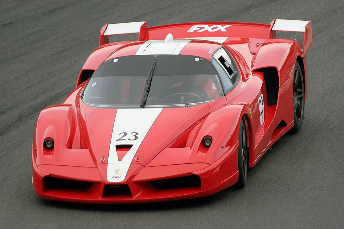 Ferrari Enzo Fxx Evolution Ferrari Fxx Evolution