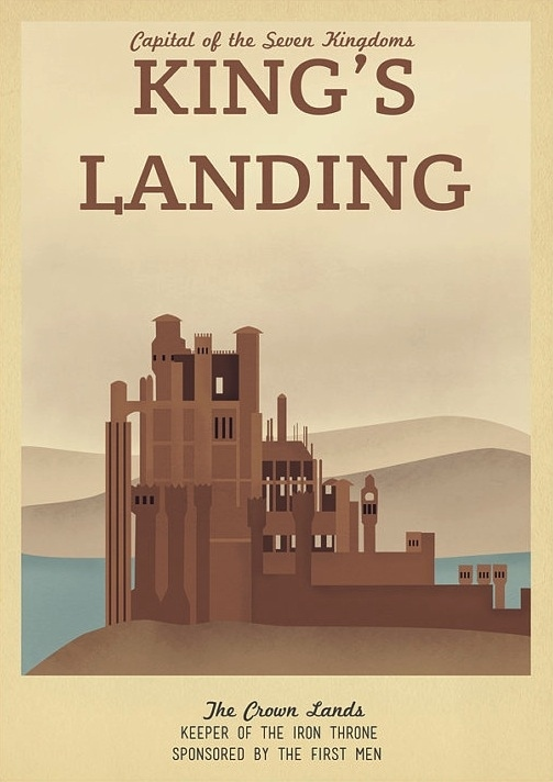Game of Thrones the King's Landing