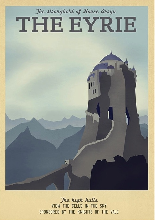 Game of Thrones The Eyrie