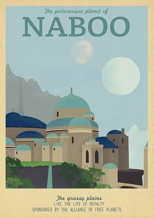 Star Tours Naboo