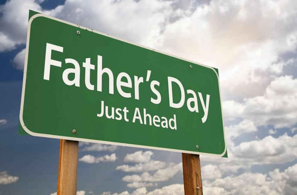 Fathers day ahead