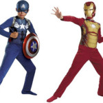 2 x Boys' Superhero Costumes for $10 at Target