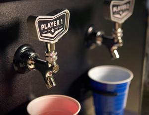 beercade-taps