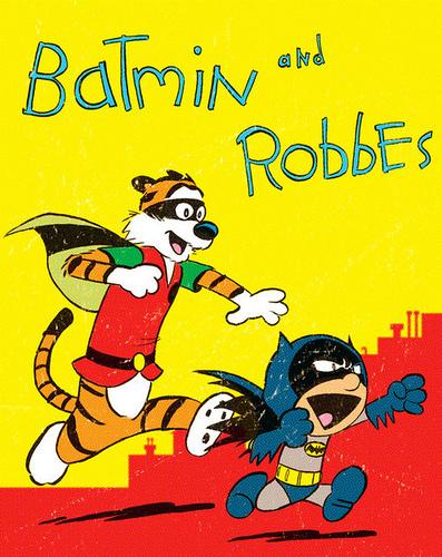 Calvin-Hobbes-Batmin-Robbes