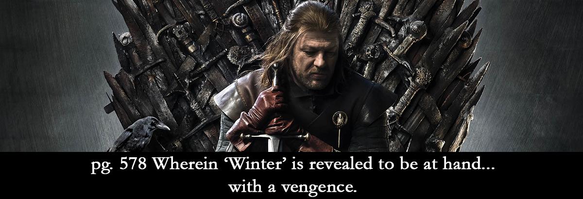 Game of Thrones: Revengeance