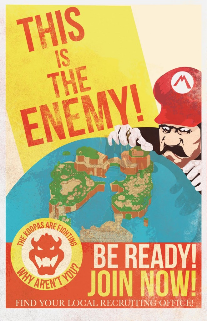Mario-is-the-enemy