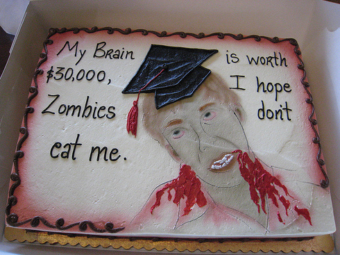 14 Ridiculous Graduation Cakes That Will Make You Chuckle