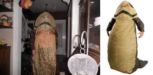 Where Are They Now? The Inflatable Jabba the Hutt ... Jabba The Hutt Costume