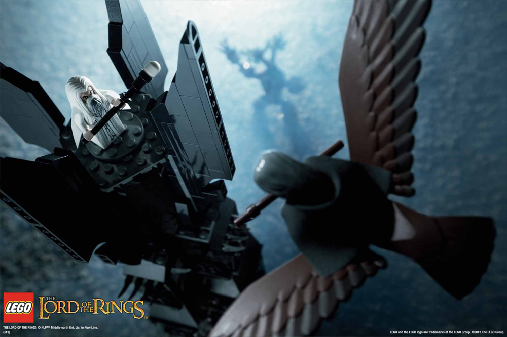 Shut Up And Take My Money Lego Lord Of The Rings Tower Of