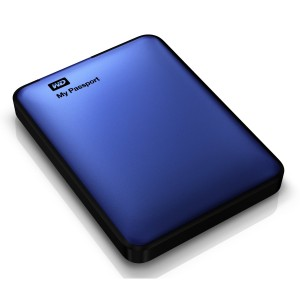 Western Digital My Passwort 1TB drive