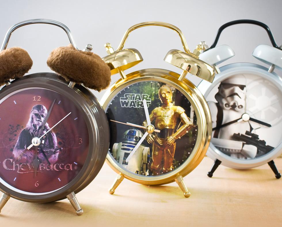 star wars alarm clocks shut up and take my money star wars talking alarm clocks