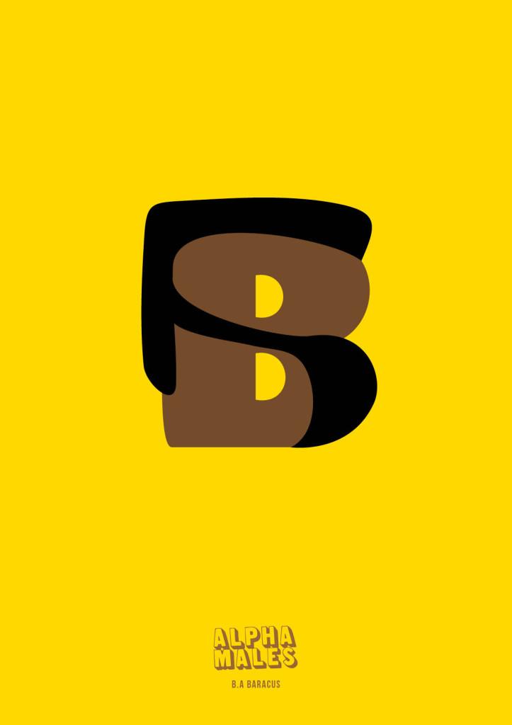 B.A Baracus, Mr T. in The A-Team