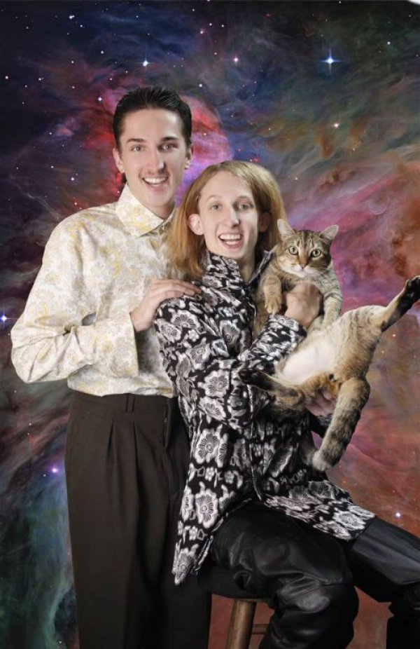 Cat attempts to escape Cat Family Photos