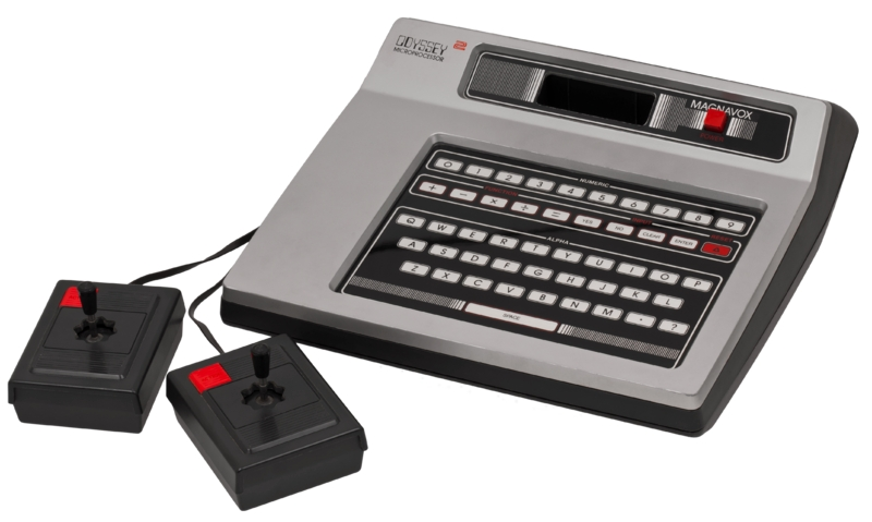 Magnavox-Odyssey-2-Console