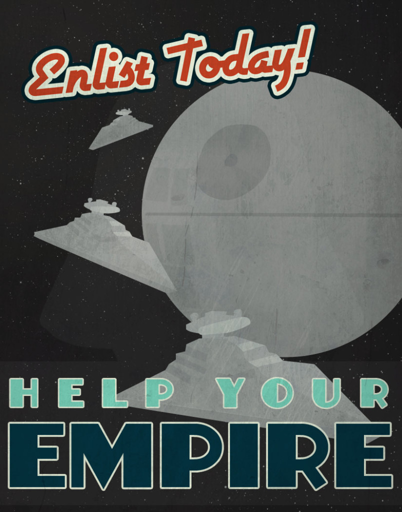 Enlist Today: Help Your Empire