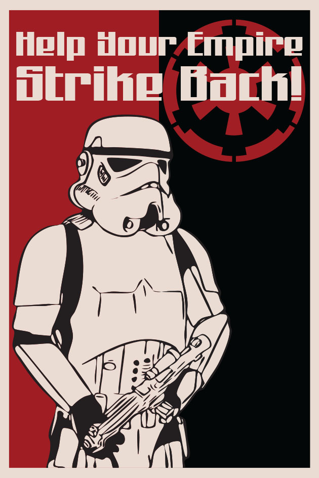 Help the Empire Strike Back
