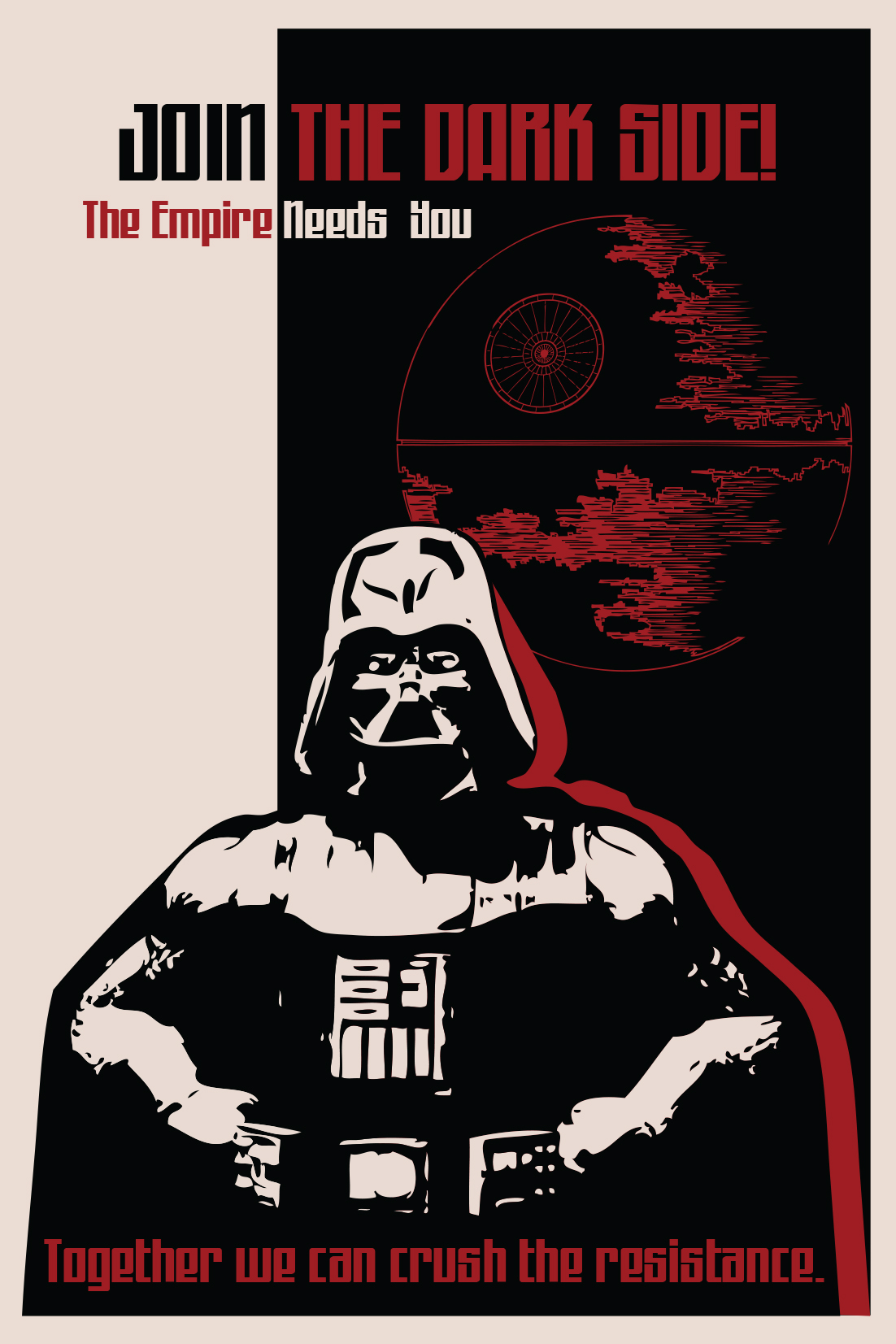 Best Home Design Free 20 Fantastic Star Wars Propaganda Posters