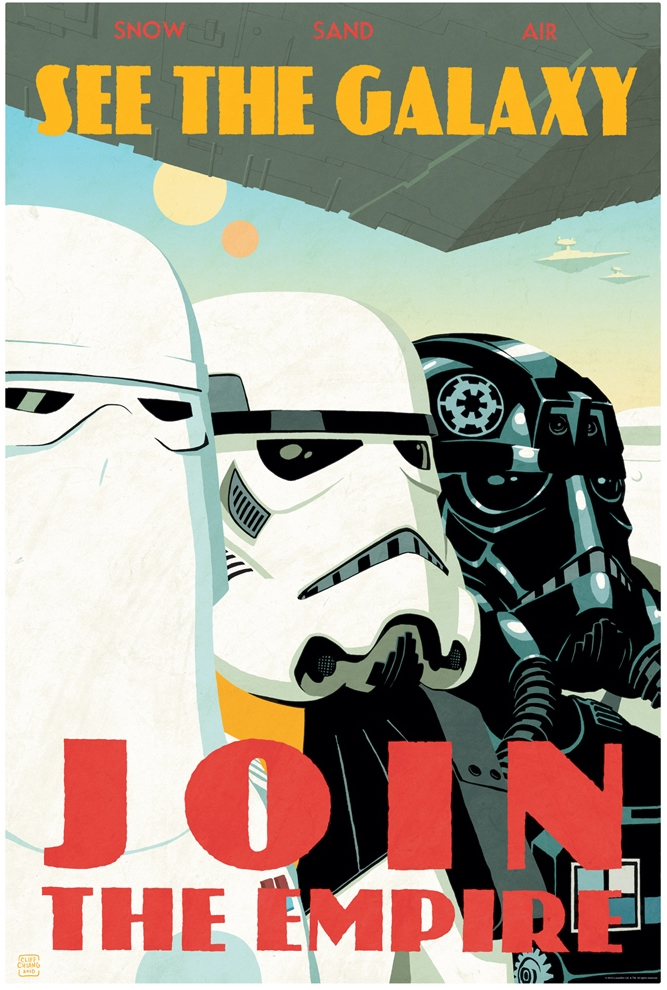See the Galaxy: Join the Empire