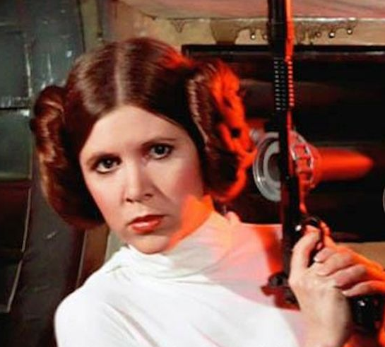 Princess Leia May The 4th Be With You: How To Pull Off An Impromptu 'May The Fourth Be With You