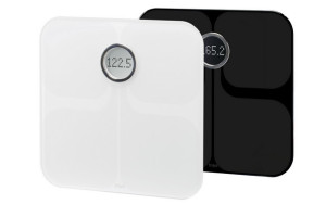 Fitbit Aria Wi-fi Scales in Black and White