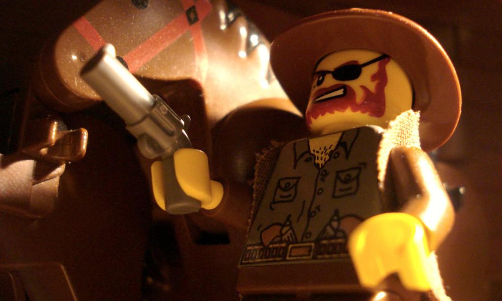 True Grit in LEGO