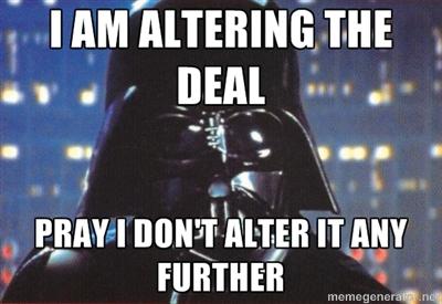 Microsoft altering deal