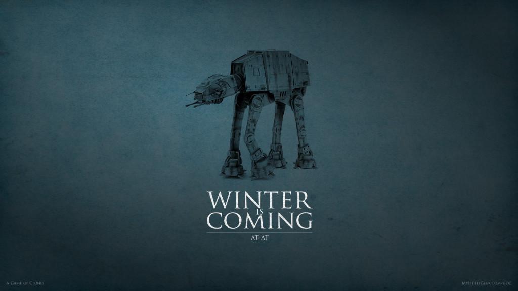 Winter is Coming: AT-AT