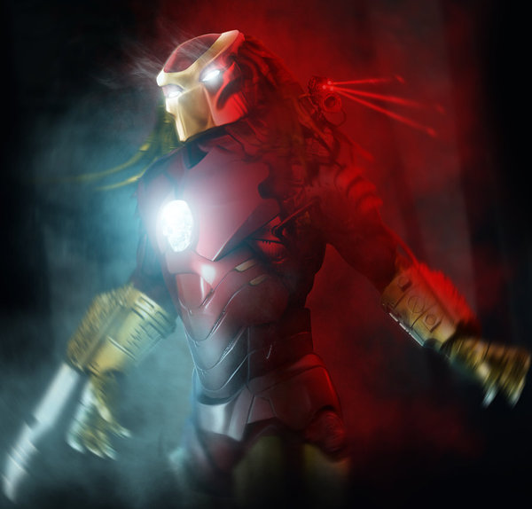 The Terrifying Iron Predator