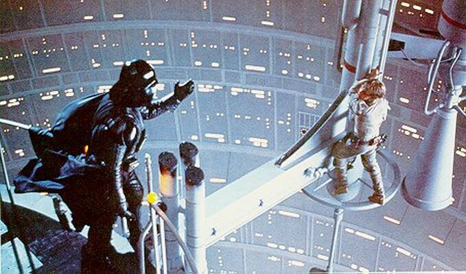 Movie Dads Darth Vader