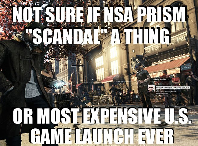 NSA prism watch dogs