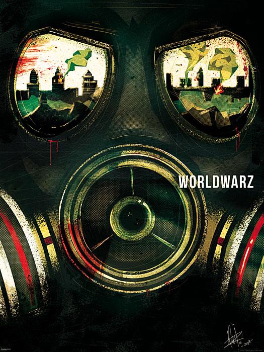 WWZ:LE print Gas Mask