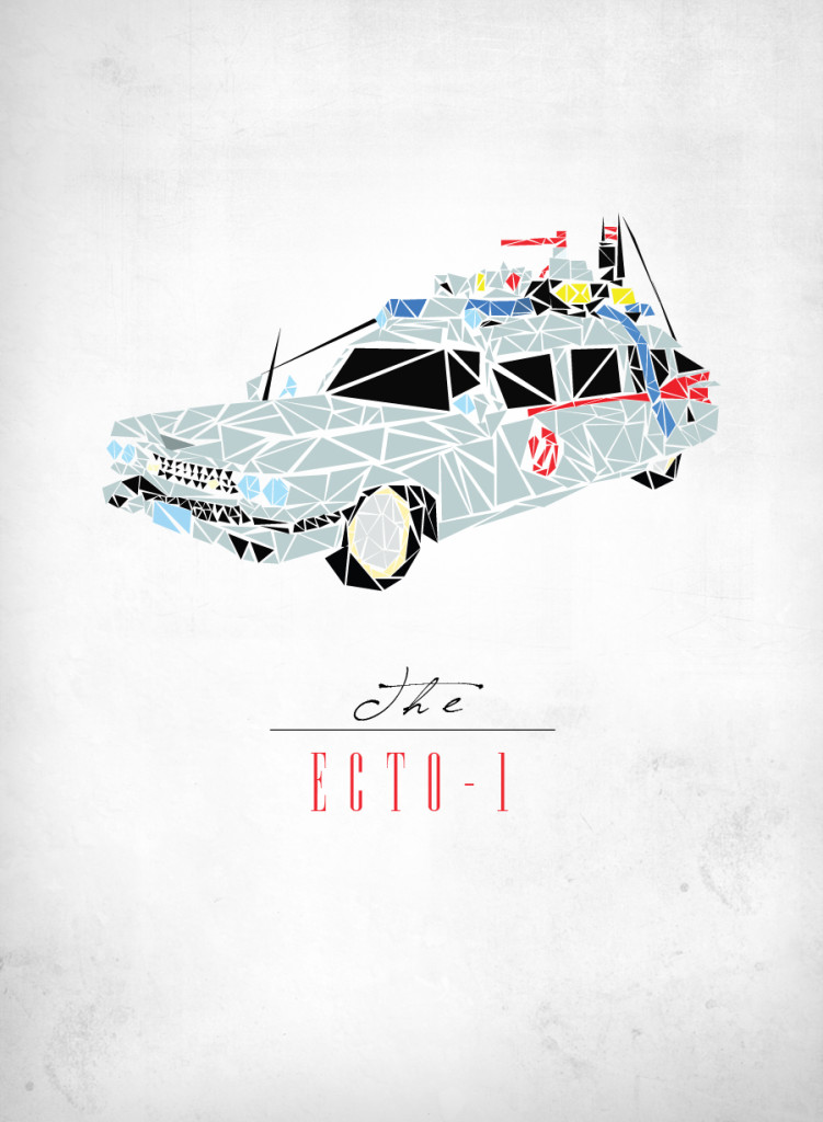 Ghostbusters Ecto 1 Movie Vehicle