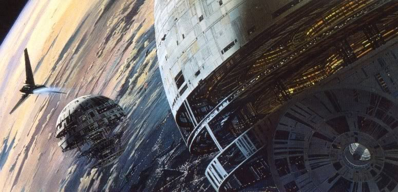 Ralph McQuarrie's Stunning Return of the Jedi Concept Art