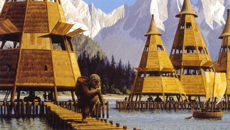 Ewok Village on Water