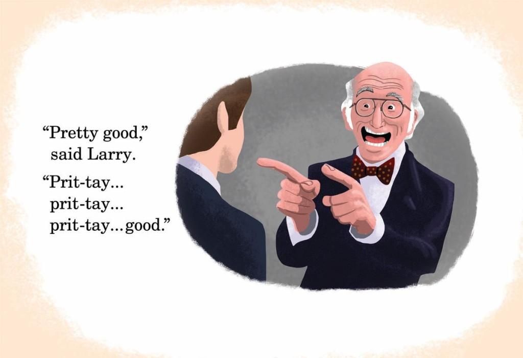 Larry David Curb Your Enthusiasm